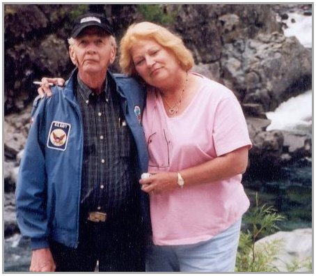 Jim & Nancy Stevens July 2003